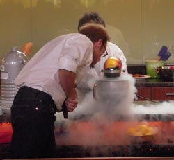 alton brown liquid nitrogen fun