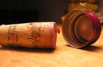 cork versus screwcap
