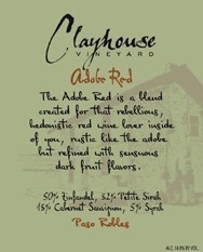 clayhouse red