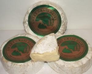 sweet grass green hill cheese