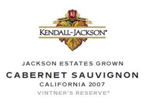Kendall Jackson 2007 Cabernet Sauvignon