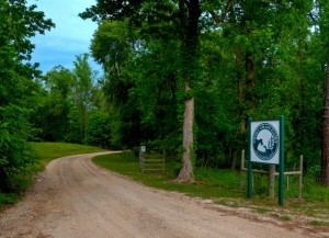 Sweetgrass Dairy Entrance