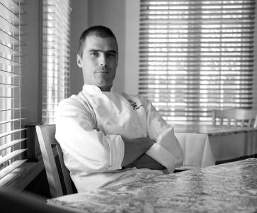Chef Hugh Acheson