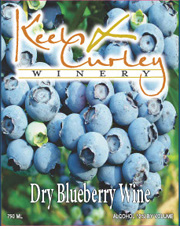 keel and curley dry blueberry