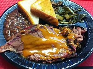 Holy Hog Beef Brisket