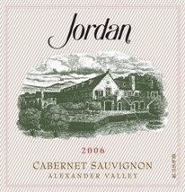 Jordan 2006 Cabernet