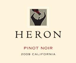 heron 2009 pinot noir