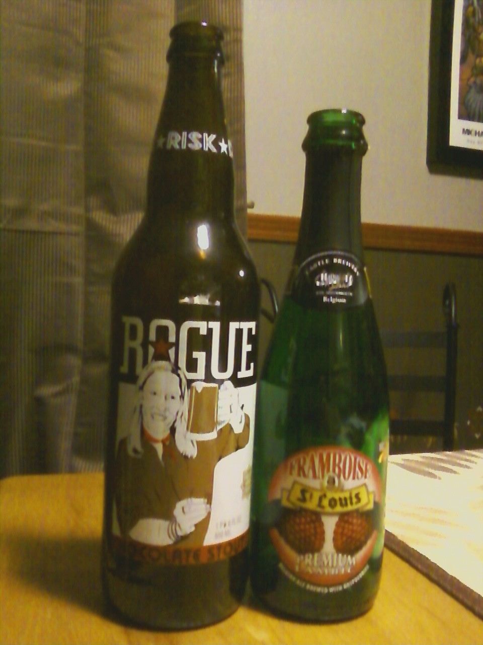 The perfect Valentine's Day match (for beer): Rogue Chocolate ...