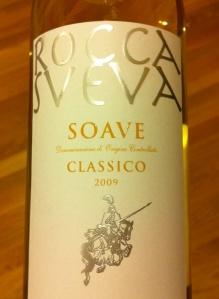 Rocca Sveva 2009 Soave Classico