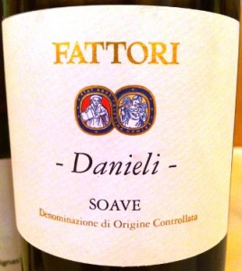 Fattori Danieli 2010 Soave
