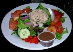 Fresh Salads at Paninotecca