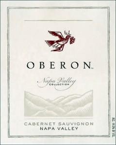 Oberon Cabernet Sauvignon Napa Valley