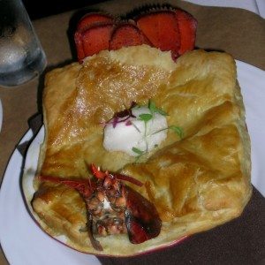 Boca Lobster Pot Pie