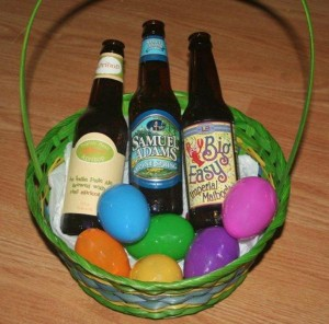 The Easter Bunny Grabs A Few Beers Aprihop Big Easy Imperial And