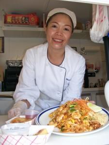 Kombo Kitchen Pad Thai
