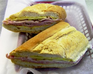 Wright's Gourmet Cuban Sandwich
