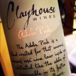 Clayhouse Adobe Pink 2011