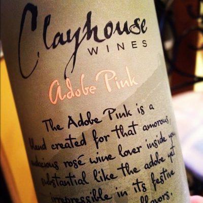 Clayhouse Adobe Pink 2011