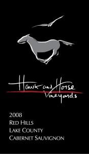 Hawk and Horse 2008 Cabernet Sauvignon