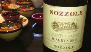 Nozzole 2008 Chianti Classico Riserva