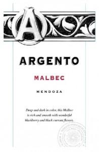 2010 Argento Malbec