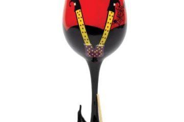 Witch Wine Glass