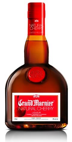 Grand Marnier Natural Cherry Bottle