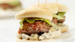 Burger at Edison