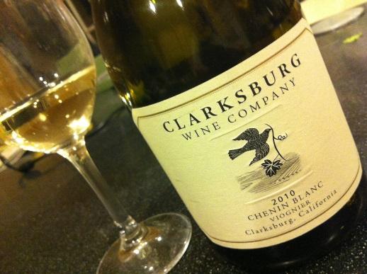 Clarksburg Wine Company Chenin Viognier