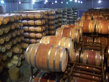 Oak Barrel Room