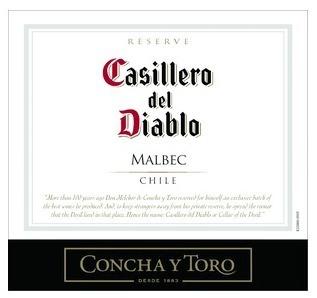 Casillero de Diablo 2011 Malbec
