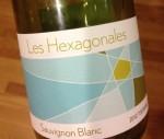 Merieu 2012 Les Hexagonales Sauvignon Blanc