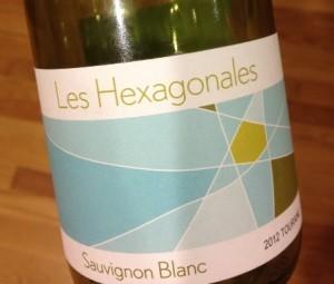 Merieau 2012 Les Hexagonales Sauvignon Blanc