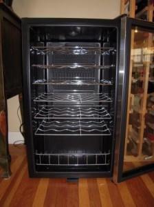 NewAir 330E wine cooler