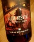 Soul Sister Pinot Noir