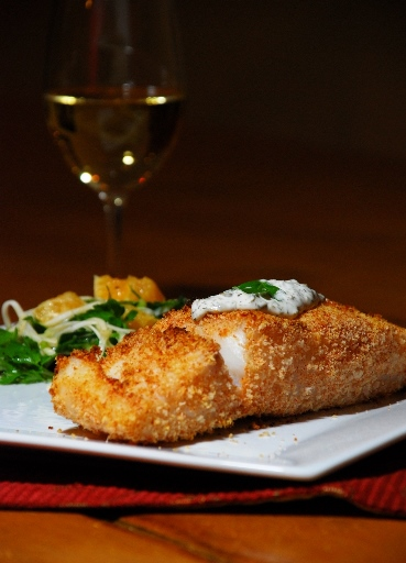 Quick weeknight fish recipe: Mahi with Lemon Dill Sauce