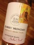 Robert Mondavi 2013 Sauvignon Blanc