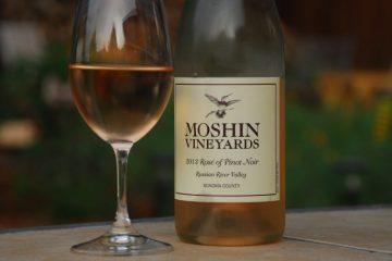 Moshin 2013 Rose of Pinot Noir