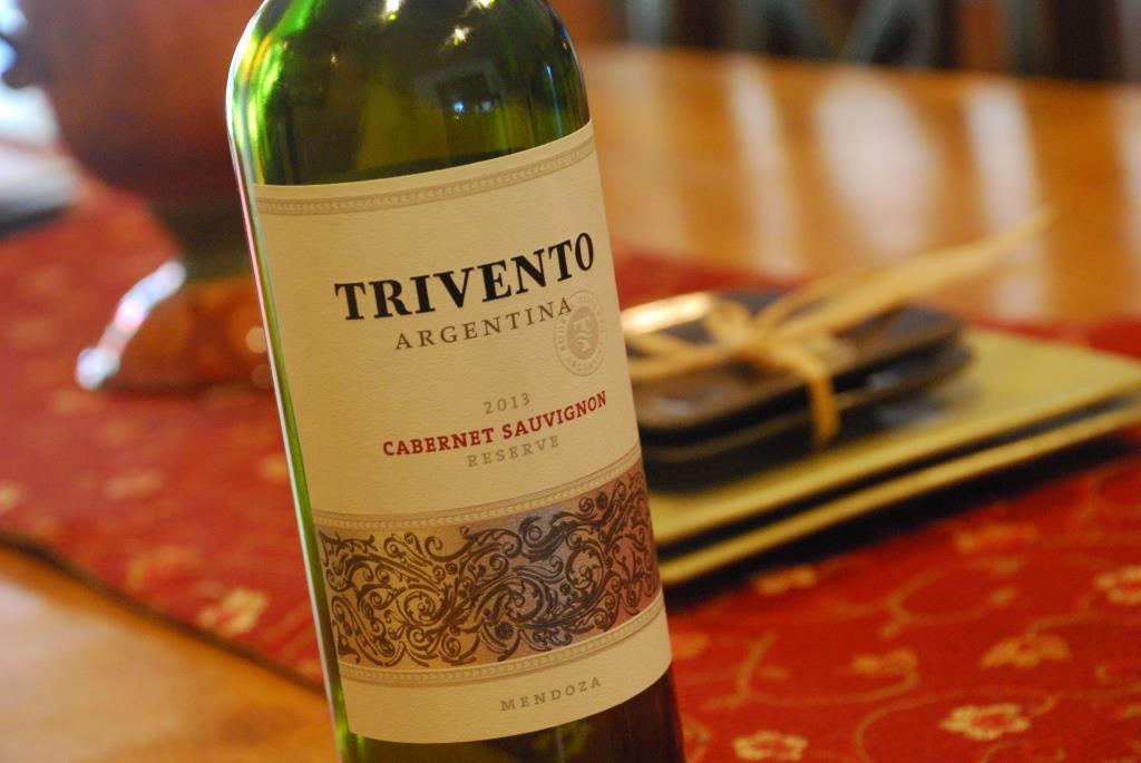 Trivento 2013 Cabernet Sauvignon