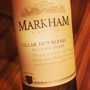 Markham Vineyards 1879 Red Blend
