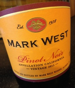 Mark West Pinot Noir 2013
