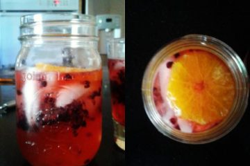 Gin Cocktail Recipe Sonoma Sweet Tart