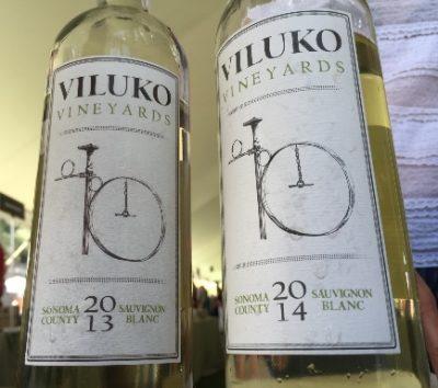Viluko Vineyards 2014 Sauv Blanc