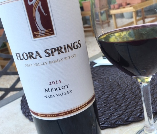 Flora Springs 2014 Napa Valley Merlot