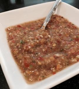 Paleo Friendly Gazpacho Soup