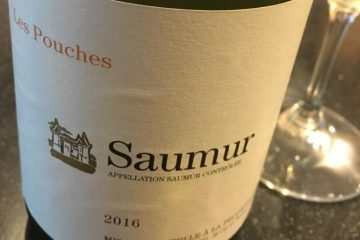 Robert et Marcel 2016 Saumur Les Pouches