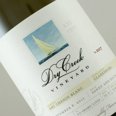Tasty Chenin Blanc wines from Dry Creek Vineyards