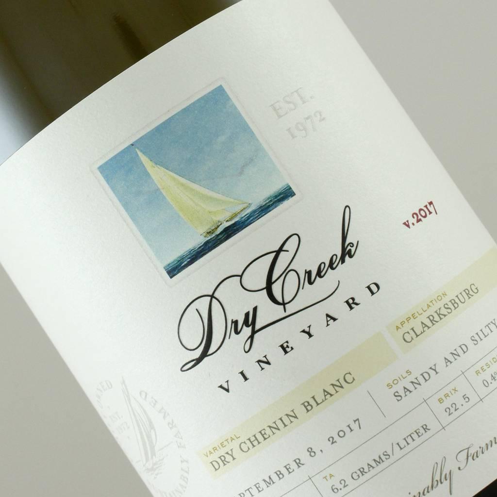 Chenin Blanc wine from dry creek vineyards